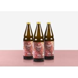 PHARMOS NATUR Aloe Vera Bio Jus - 100% pur jus sans additifs - 3 x 750 ml pour une cure de 6 semaines