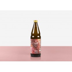 PHARMOS NATUR Aloe Vera BioUrsaft - 100% reiner Saft ohne Zusatzstoffe - eine Flasche mit 750 ml, davon 3 in der Kur-Packung